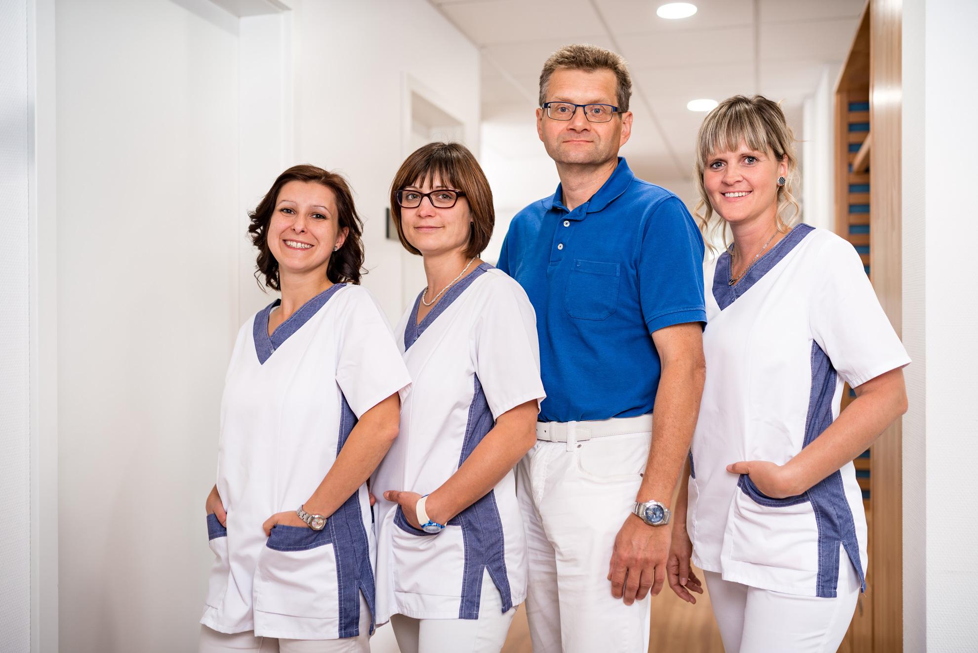 Team Dr. Martin Wenzel Brüggemann | Praxis für Allgemeinmedizin, Rudolstadt