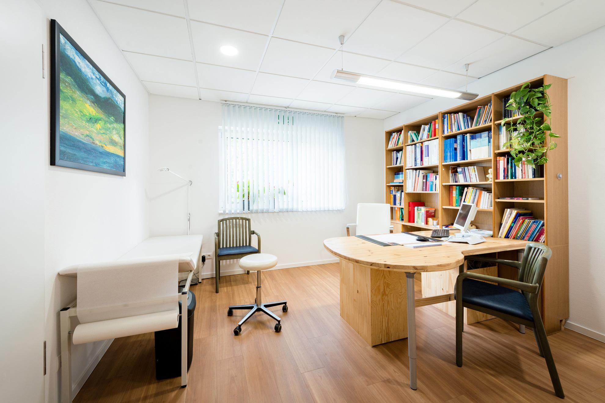 Innenansicht Praxis für Allgemeinmedizin, Dr. Martin Wenzel-Brüggemann, Rudolstadt