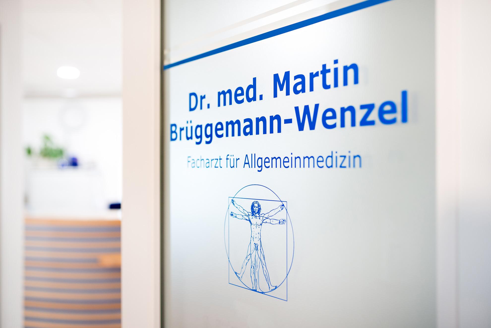 Praxis für Allgemeinmedizin, Dr. Martin Wenzel-Brüggemann, Rudolstadt